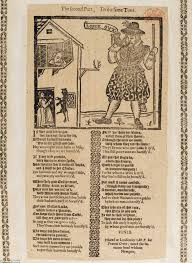 british library posts hundreds of documents online to show this 17th century ballad entitled cuckolds haven betrays the early modern obsession cuckolds men who were depicted animal horns as a shameful