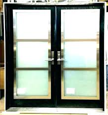 frosted glass front door modern entry doors t for homes contemporary double entrance with side panels frosted glass front door etched entry