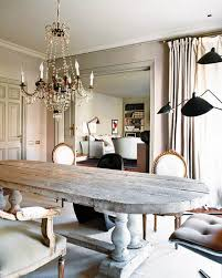 unique dining furniture. Dining Room, : Astounding Picture Of Rustic Unique Room Decoration With Vintage Studded Curved Furniture E