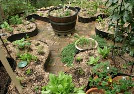 Small Picture Garden Design Garden Design with keyhole gardens on Pinterest