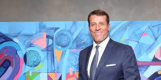 famous life coaches tony robbins life coach success business insider