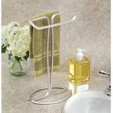 countertop hand towel holder.  Holder Better Homes And Gardens Bathroom Countertop Hand Towel Holder Satin Intended Holder D
