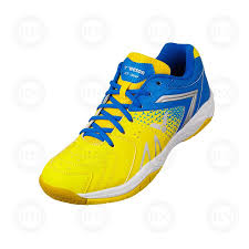 Victor Badminton Shoes Size Chart Victor As36 Wide 4e Badminton Shoe Yellow Blue