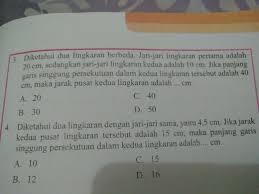 Disini kita akan membahas soal tersebut dari. Jawaban Dan Jalan Mtk Kelas 8 Semester 2 Halaman 110 111 Brainly Co Id