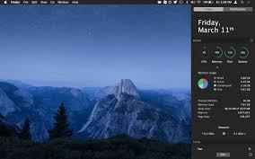 monitor system stats cpu temp fan
