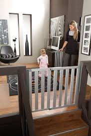 Stair: Attractive Baby Gates For Stairs With Banisters For All Types ...