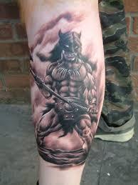 Galerie Tetování Tetování Na Lýtku Lytko 0021