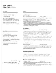 Excellent Resume Template 17 Best Free Ui Designer Resume Samples And Templates