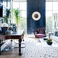 Eclectic home office alison Blue Inspiration For Midsized Eclectic Medium Tone Wood Floor And Brown Floor Home Office 75 Most Popular Eclectic Home Office Design Ideas For 2019 Stylish