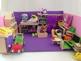 Littlest Pet Shop Bedroom Decor How To Make A Lps Room Youtube