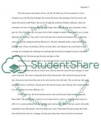 sir gawain and the green knight and the hero s journey essay sir gawain and the green knight and the hero s journey essay example