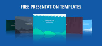 Ppt Template For Academic Presentation Free Powerpoint Templates