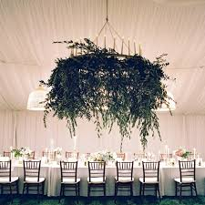 how to make s overhead fl arrangement trend work for your wedding