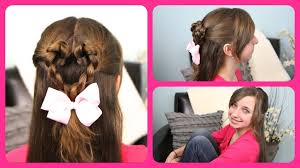 Hair Style Girl twistbraided heart valentines day hairstyles cute girls 3704 by wearticles.com