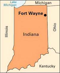 where is fort wayne indiana on a map indiana map Ft Wayne Indiana Map 2017 · ft wayne indiana on a map fort wayne indiana map
