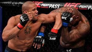 Ciryl Gane's Undefeated Streak to Start UFC Career - YouTube