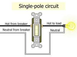 single pole light switch wiring single image pole switch wiring diagram single wiring diagrams on single pole light switch wiring