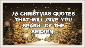 Beautiful Quotes On Christmas