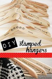 stamped hangers cool crafts for teens diy projects for teens