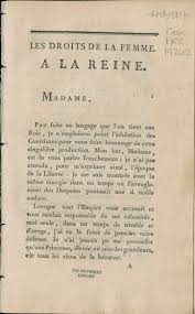 describe the role of women in the french revolution french  subject to citizen kingdom to nation changing notions of the rights of w to the queen women in the french revolution