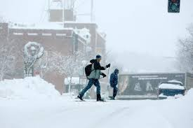 Snowfall Blizzard Led String Light Decade In Review Top Weather Stories In Flagstaff Local