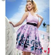 Euc Castles Aurora Dress Pinup Girl Clothing Xs