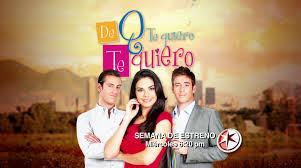Pentru ca te iubesc telenovela