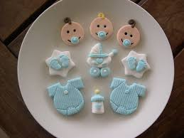 Baby Shower Cake Table Display Desserts Pinterest Food Ideas