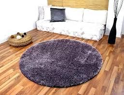 dark purple rug turquoise runner
