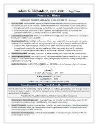 Executive Resume Writers Ceo Coo Sample Resume Executive Resume Writer Sacramento