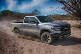 2019 Ram 1500: Refined Capability In A Full-Size Go-Anywhere ...