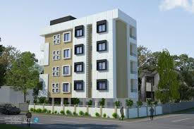 Backyards Small Modern Apartment Building Buildings Plans