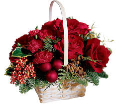 ftd holiday garden basket from backse florist in richardson texas here for larger image ftd holiday garden basket
