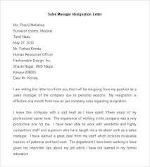 How To Type Resignation Letter Format Draft Image Collections