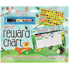 Wipe Off Reward Chart Educational Toys And Educational