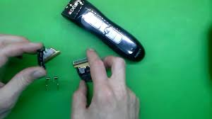 Как собрать ножевой <b>блок</b> машинки для стрижки волос DEWAL ...