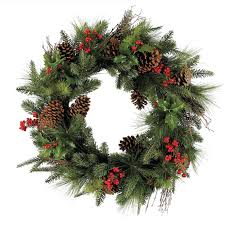 Christmas Wreaths Free Download Image