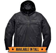 harley davidson reg men s aur 3 in 1 leather jacket
