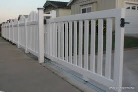SLIDING AND ROLLING GATES Los Angeles by Vinyl Concepts Inc