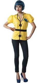 Comic Book Tracy Character Costume, Pop Art
