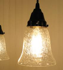 glass pendant lamp shade replacements kellie ii light of seeded chandelier 3