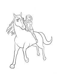 Afbeeldingsresultaat Voor Paard Spirit Kleurplaat Lara In 2019