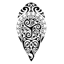 стиль полинезия