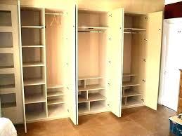 large wooden storage cabinets with doors cupboards bedroom built in ca