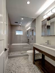 this is the related images of Long Bathroom Design