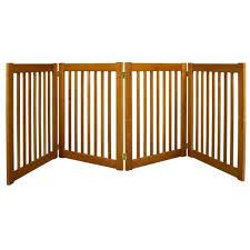 dynamic accents highlander ez zig zag 4 panel dog gate in artisan bronze