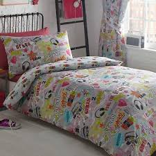 lego ninjago urban single duvet