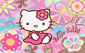 50+] Gambar Hello Kitty Wallpaper on ...