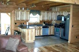 log cabin kitchen ideas tiny log n kitchens decorating a small kitchen ideas and inspiration interior
