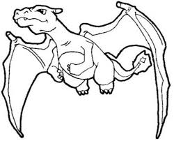 Pokemon Coloring Pages Charizard Dwcp Charizard Pokemon Coloring